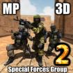 دانلود Special Forces Group 2 1.1 – بازی تفنگی اول شخص اندروید + مود