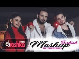 Dj Roshka və Nihat Məlik və Aila Rai - Turkish Mashup+میکس ترکیش
