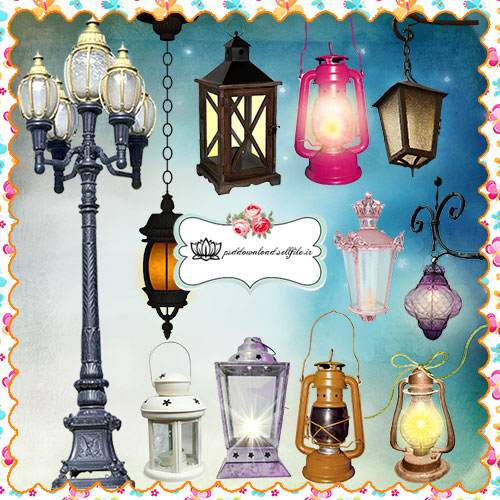لامپ ترنسپرنت