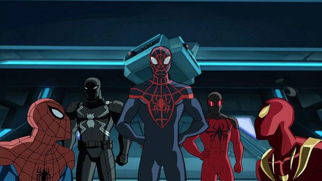 فصل 4 مرد عنکبوتی نهایی