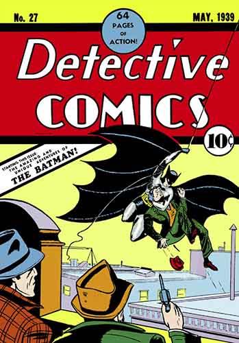 detective comics-batman first comic-batman #27-اولین کمیک بتمن