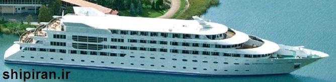 فروش کشتی لوکس هتل دریایی