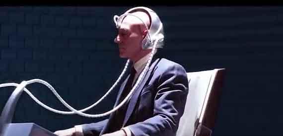پروفسور اگزاویر - مردان ایکس - مگنتو
