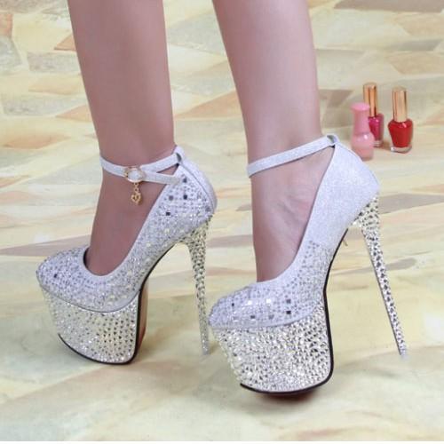 کفش های عروس خیلی شیک 2014