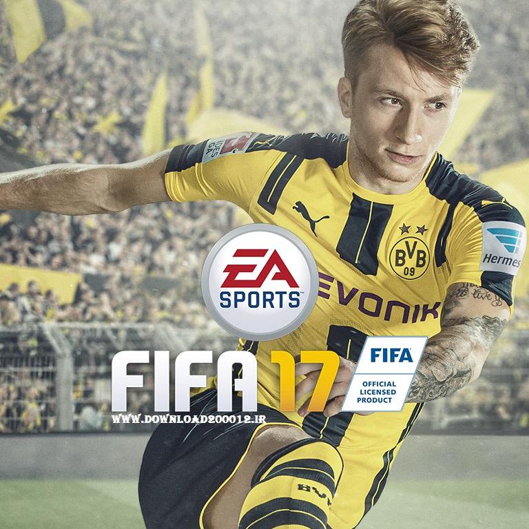 دانلود بازی FIFA 17 برای کامپیوتر + کرک سالم (3DM)