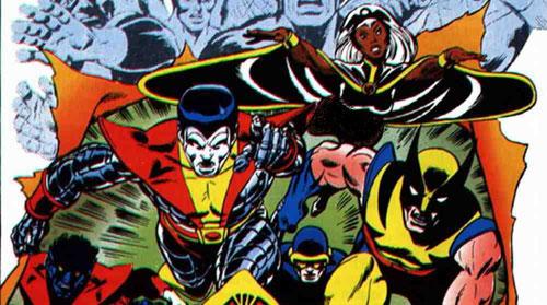 - احیای مردان ایكس با كمیك شماره 1 Giant-Size X-Men