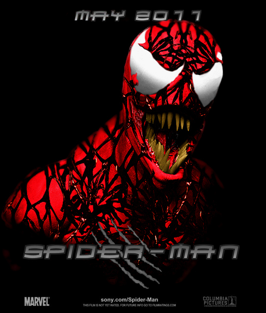پوستر فن ميد مرد عنكبوتي