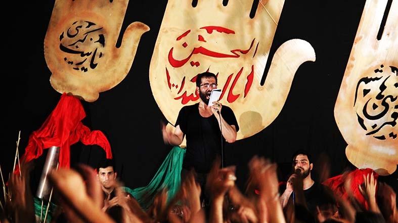 حاج حسین سیب سرخی-شب سوم محرم ۱۳۹۳-هیئت روضه العباس تهران