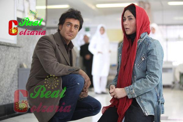 عکس محمدرضا گلزار و انا نعمتی در در امتداد یک شهر