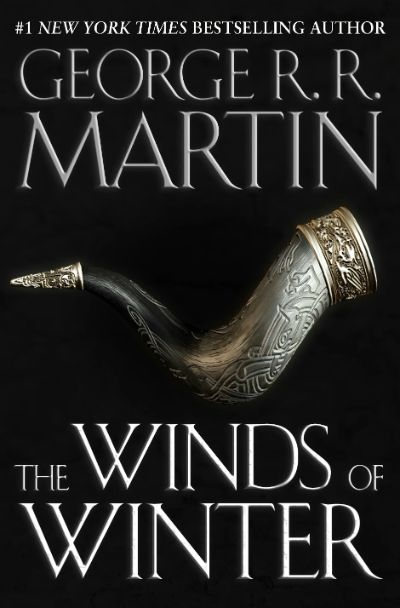 5. A Song Of Ice And Fire-Winds Of Winter-Martin George R R