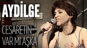 دانلود آهنگ aydilge-cesaretin-var-mi-aska-akustik-2016