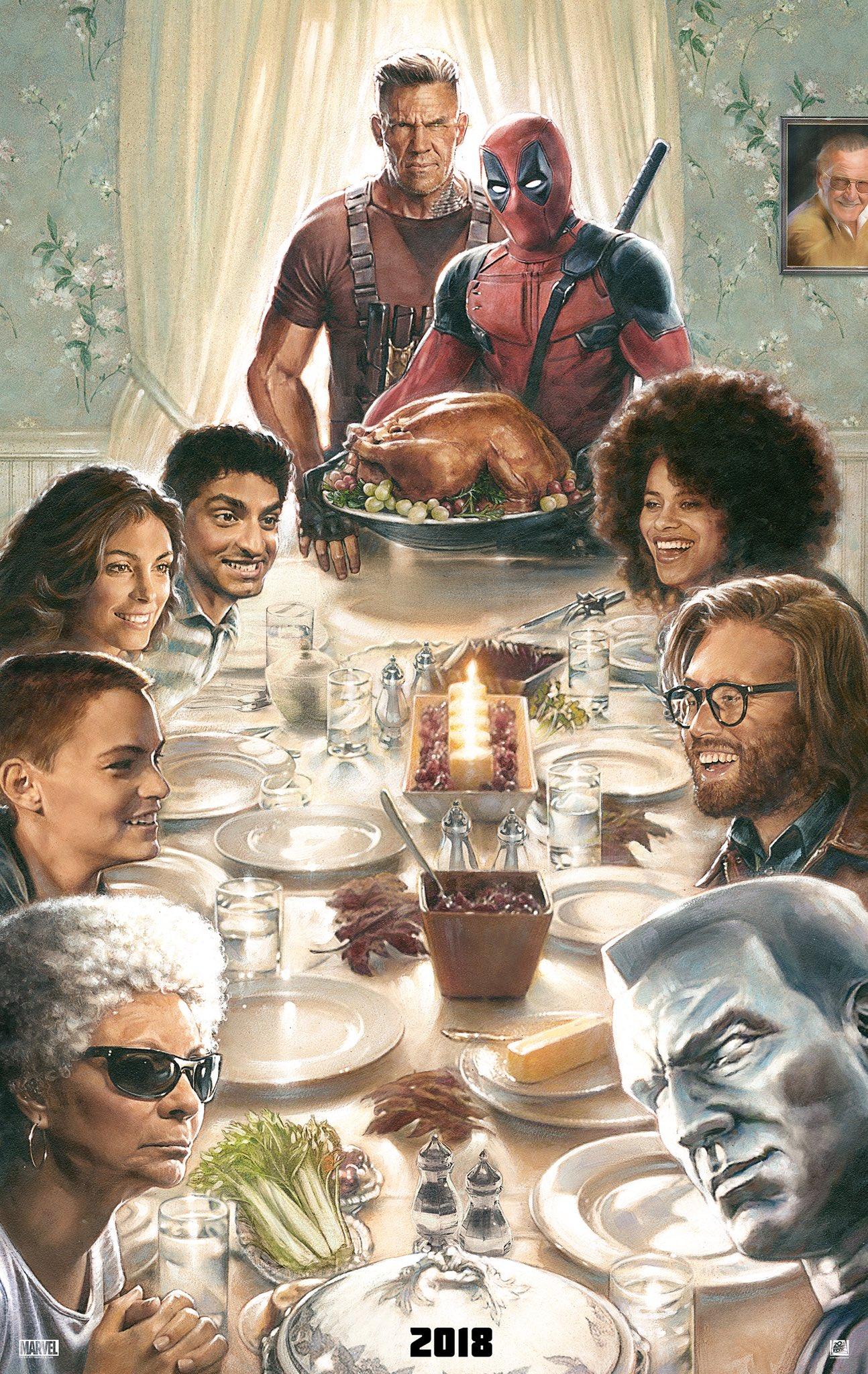 پوستر فیلم ددپول 2