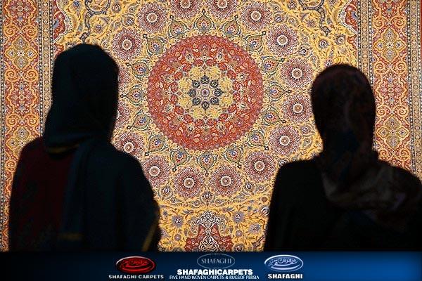 فرش های زیبای دستباف شفقی تبریز