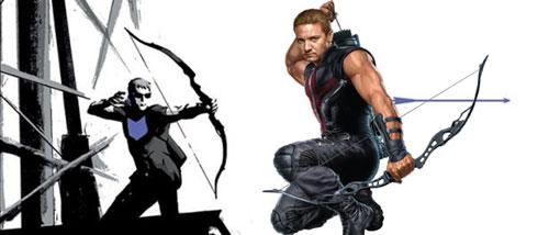هاكای (Hawkeye)