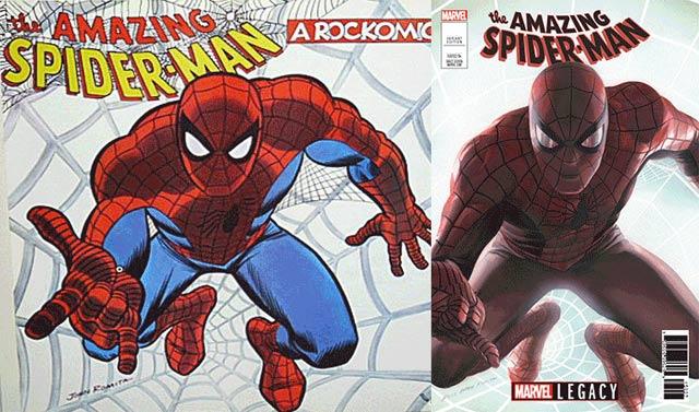 مرد عنکبوتی شگفت انگیز لگسی