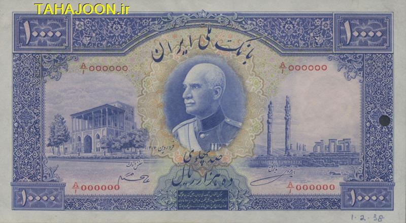 دانلود رایگان اپلیکیشن اندروید گالری اسکناسهای ایران Iran Money 1.0
