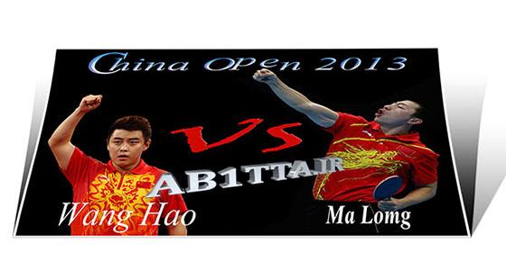 دانلود بازی فینال اوپن چین بین وانگ هائو و مالونگ