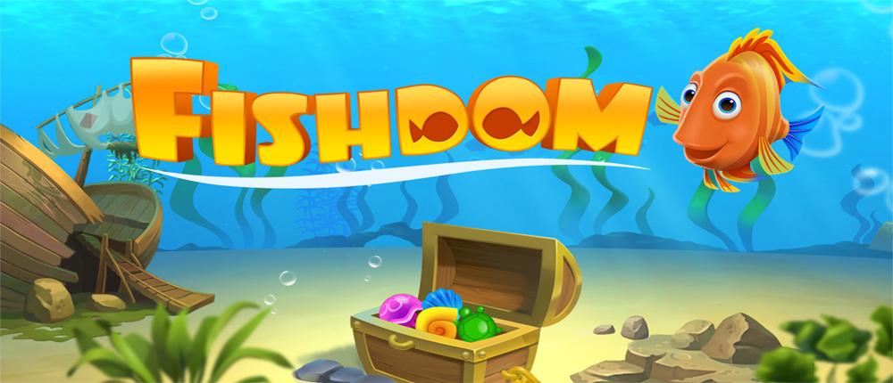 """دانلود Fishdom: Deep Dive 2.0.26 – بازی پازل """"اعماق دریا"""" اندروید + مود"""