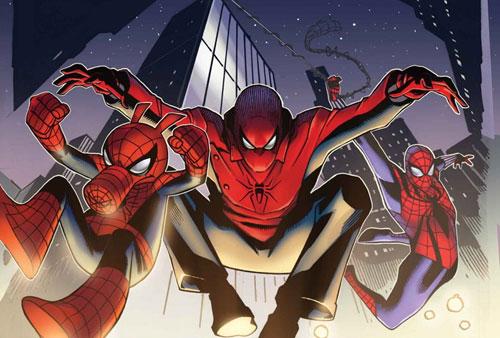 شماره 1 از کمیک Spider-Verse Team-Up ترجمه شد + لینک دانلود مستقیم