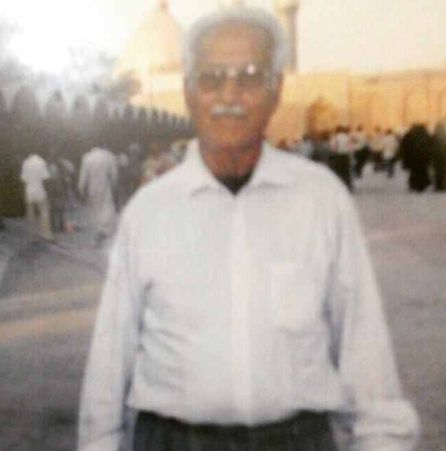 مرحوم محمد امیری