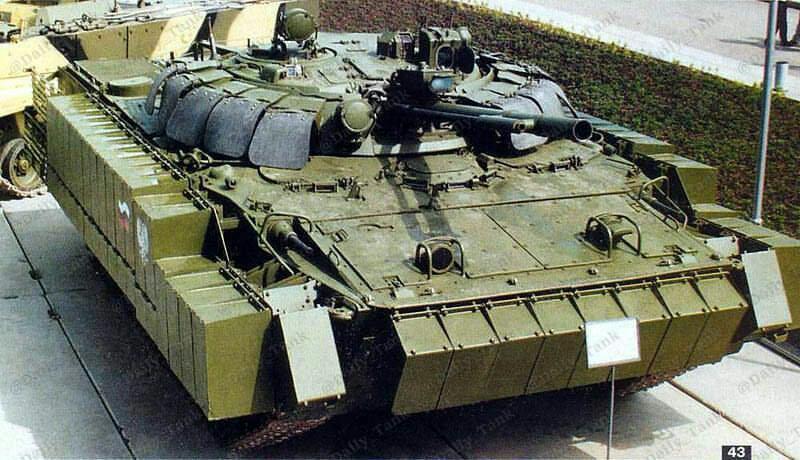 نفربر زرهی BMP_3M