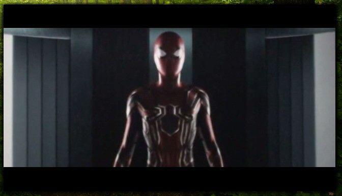 لباس جدید مرد عنکبوتی