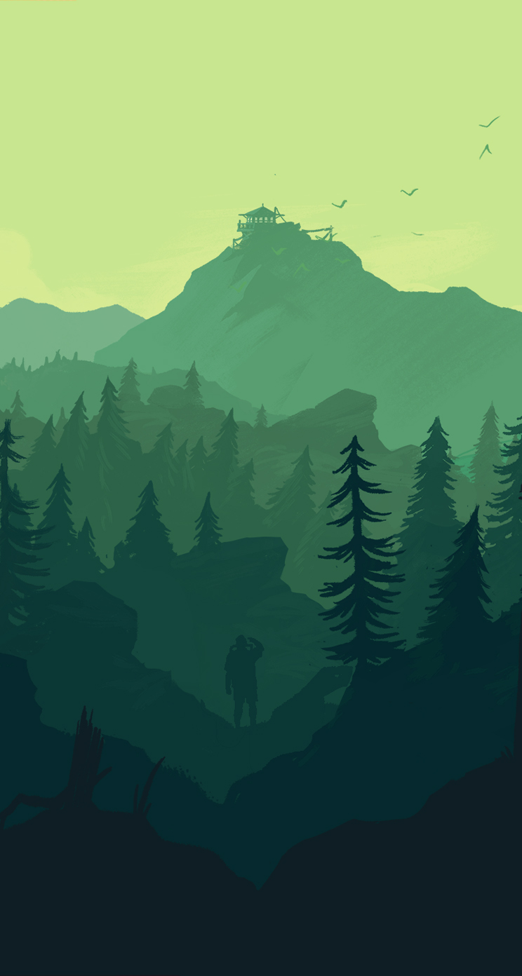 https://www.uplooder.net/img/image/19/a92be9bf2e2c9ea685fff892fd509412/Firewatch-iPhone-Wallpaper-green.jpg