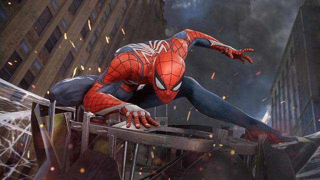 داغ داغ از E3 2017 – گیم پلی تریلر بازی اختصاصی مرد عنکبوتی برای PS4!