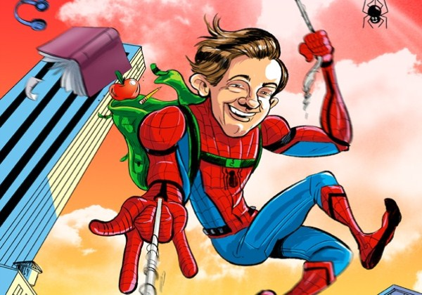 نگاهی طنز به فیلم مرد عنکبوتی: بازگشت به خانه!