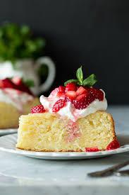 آموزش آشپزی سری 112 ام طرز تهیه دستور العمل کیک لیمو ریکوتا
