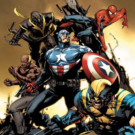 کمیک انتقام جویان جدید (New Avengers) ترجمه شد + لینک دانلود
