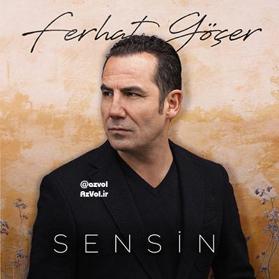 دانلود آهنگ ترکی جدید Ferhat Gocer به نام Sensin