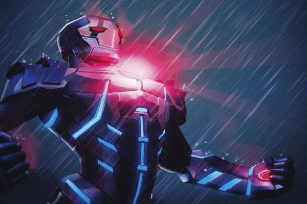 """شماره 8 کمیک """"مرد آهنی شکست ناپذیر"""" (The Invincible Iron man) ترجمه شد + لینک دانلود مستقیم"""