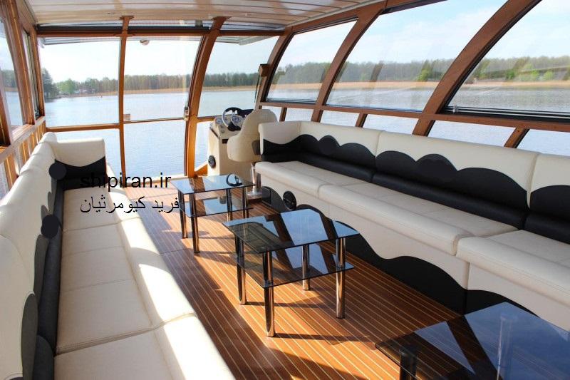 قایق کافه دریایی