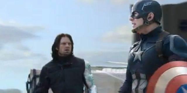 کاپیتان  امریکا-جنگ داخلی-کاپیتان امریکا جنگ داخلی- صحنه ی خذف شده