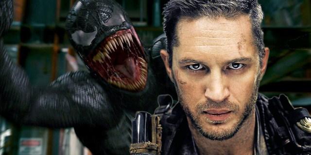اولین عکس ها از سر صحنه فیلمبرداری Venom منتشر شد