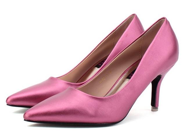 مدلهای خیلی شیک و جدید کفش پاشنه دار زنانه