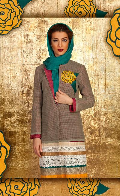 مدل مانتو 2014,مدل مانتو ایرانی,مدل مانتو ایرانی Zarir