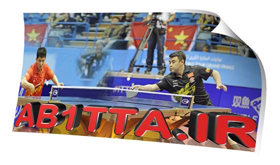 دانلود بازی فان ژندونگ در برابر وانگ هائو در گرند فینال 2014