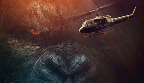 Kong: Skull Island (March 10th)