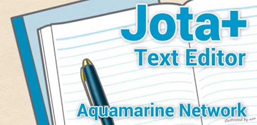 Jota+ (Text Editor) PRO v2016.03