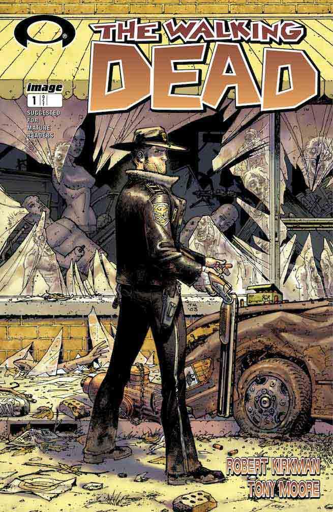 The Walking Dead - مردگان متحرک
