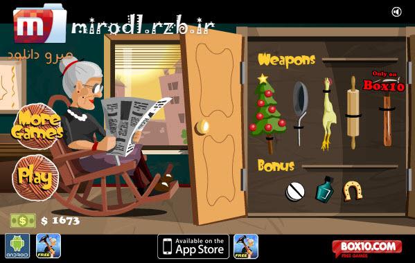 دانلود بازی مادربزرگ عصبانی Angry Gran Run – Running Game v1.8.1.0