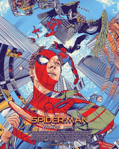پوستر مرد عنکبوتی