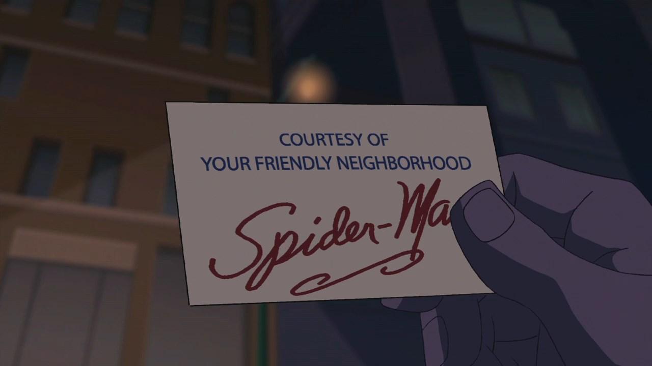 مرد عنکبوتی-دوست خوب محله شما