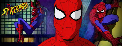 انیمیشن سینمایی مرد عنکبوتی