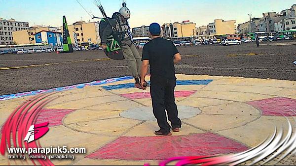 مسابقات هدف زني تهران