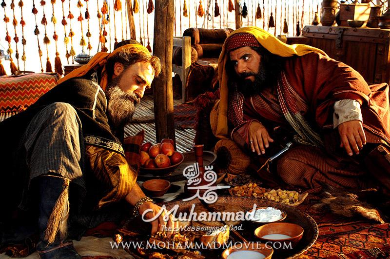 پوسترهای فیلم محمد (ص)