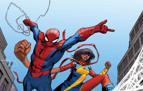 مرد عنکبوتی 7