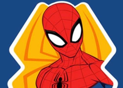 پرومو آرت های کارتون جدید مرد عنکبوتی